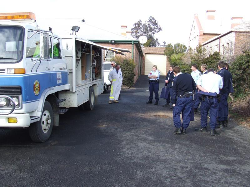 VRA Police Awareness